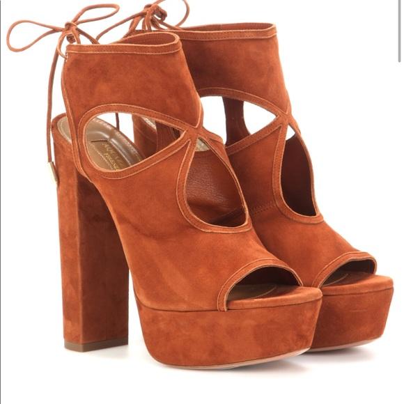 43f17b305da Aquazzura Shoes - Aquazzura  Sexy Thing  platform sandal ...